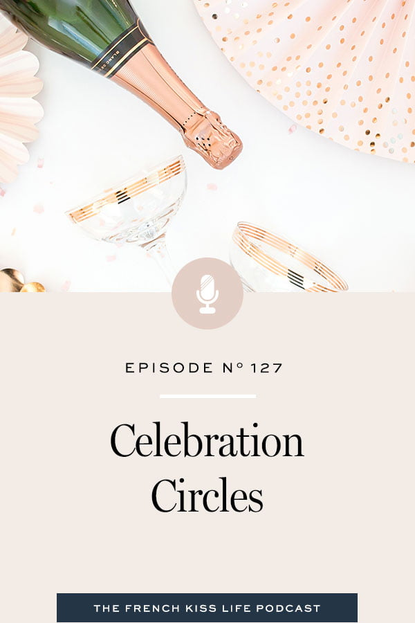 How celebration will help you take responsibility for your own energy and approach to life, and why celebration is such a sacred act.