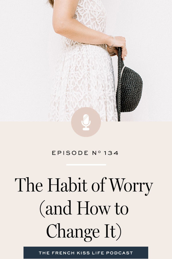 How to stop the seemingly endless worry-cycle.
