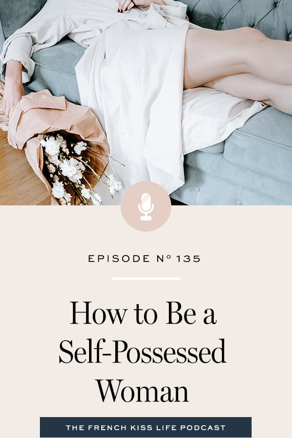 Six areas of your life where you can practice self-possession.