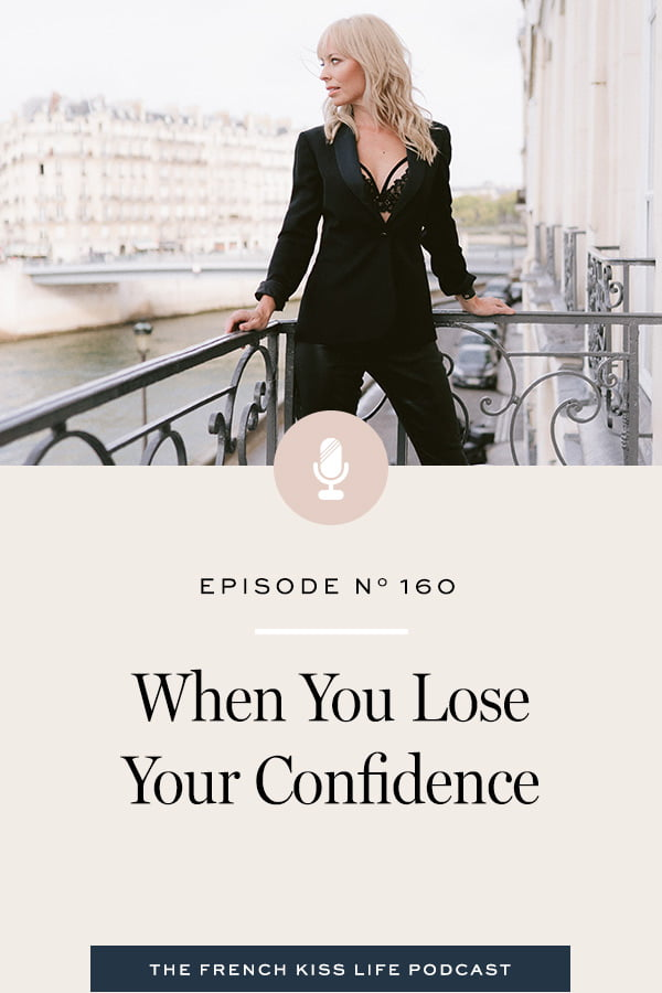 4 steps for rebuilding your confidence, so you can do all the amazing things you're meant to do.