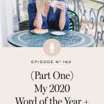 How your word of the year will help you build momentum and attract more of what you want.