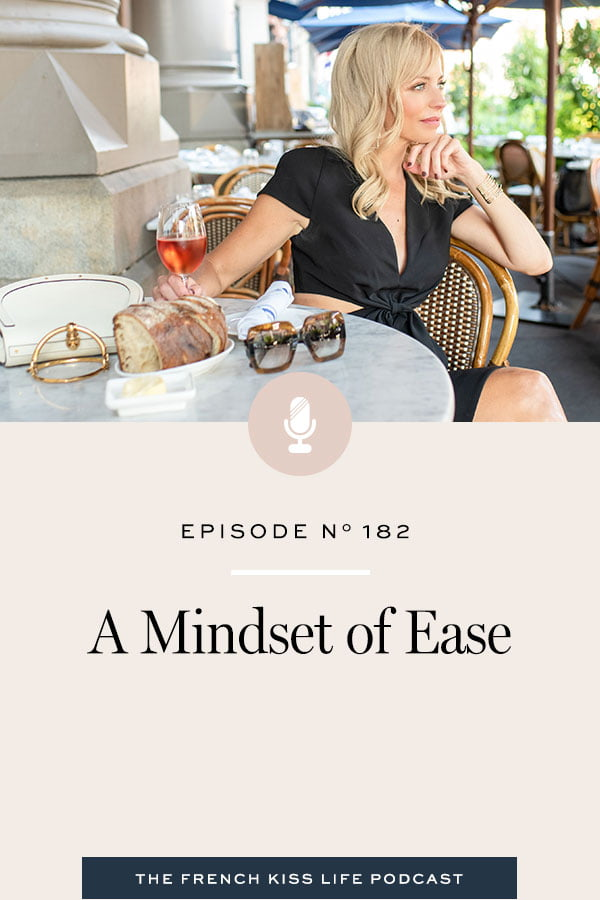 Where you can create ease in your life by working with your strengths and talents instead of forcing something that doesn't fit.