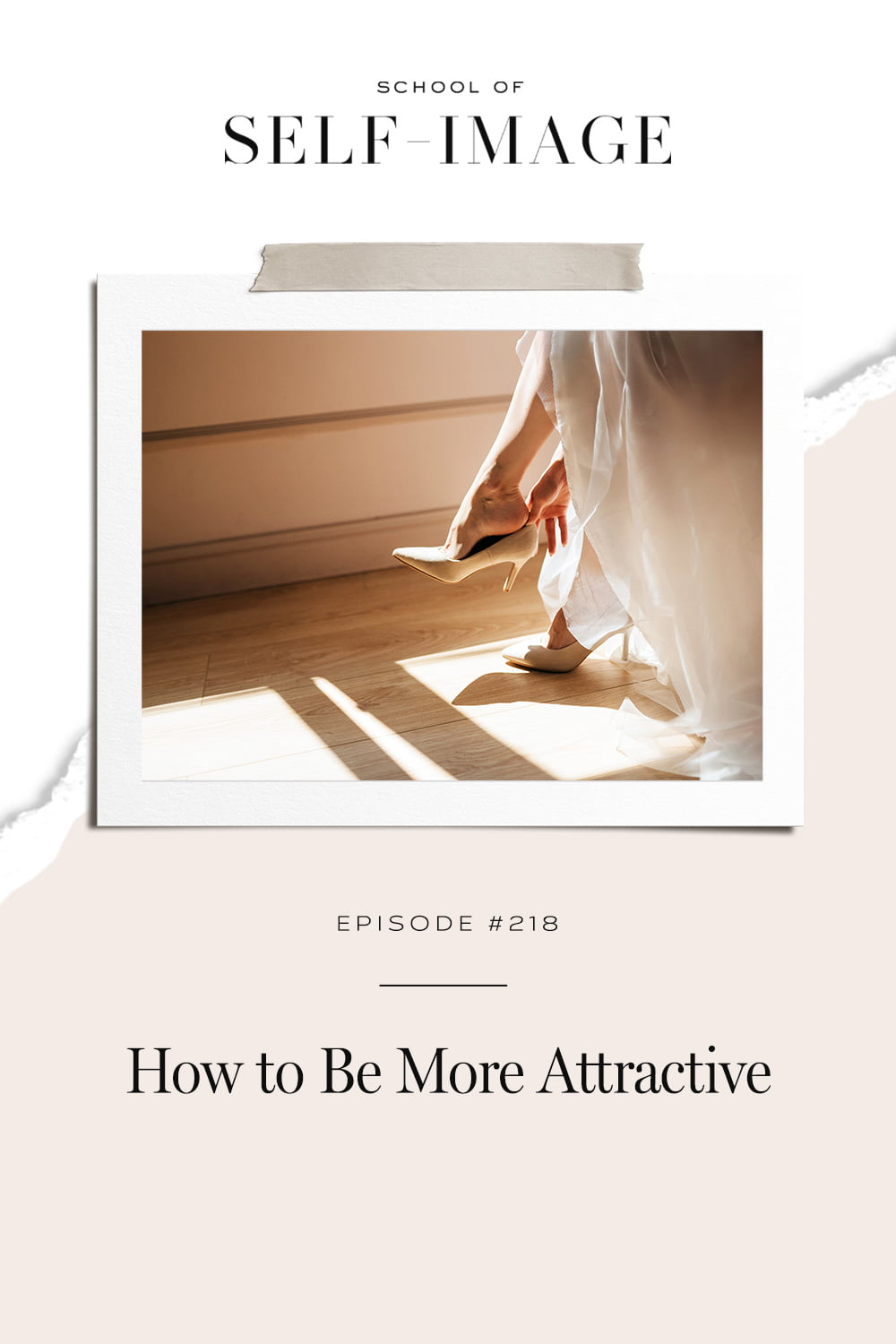 How to actually be more attractive to the type of person you're trying to attract.