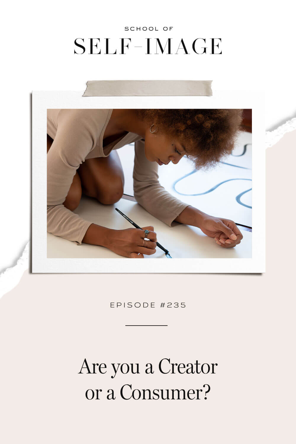 Why you should always be creating more than you are consuming.
